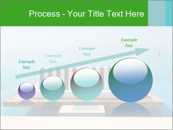 Infinity swimming pool PowerPoint Templates - Slide 87