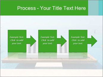 Infinity swimming pool PowerPoint Templates - Slide 88