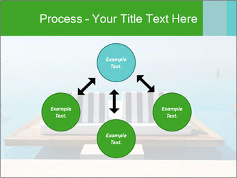 Infinity swimming pool PowerPoint Templates - Slide 91