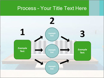Infinity swimming pool PowerPoint Templates - Slide 92