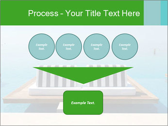 Infinity swimming pool PowerPoint Templates - Slide 93