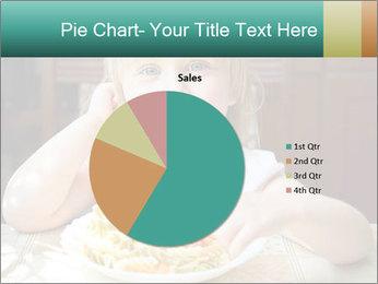 Cute little girl PowerPoint Templates - Slide 36