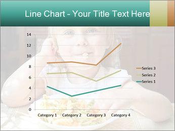 Cute little girl PowerPoint Templates - Slide 54