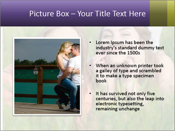 Two happy female friends PowerPoint Templates - Slide 13
