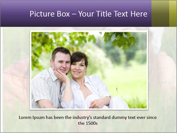 Two happy female friends PowerPoint Template - Slide 16