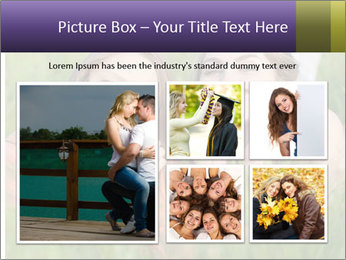 Two happy female friends PowerPoint Templates - Slide 19