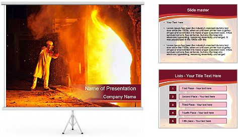 Industrial PowerPoint Template
