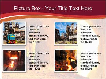Industrial PowerPoint Template - Slide 14