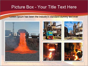 Industrial PowerPoint Template - Slide 19