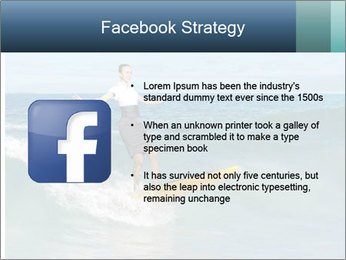 Young business person surfing PowerPoint Templates - Slide 6