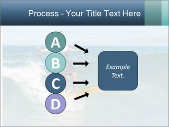 Young business person surfing PowerPoint Templates - Slide 94