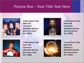 Crystal Ball PowerPoint Template - Slide 14