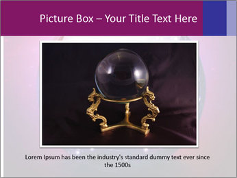 Crystal Ball PowerPoint Template - Slide 15