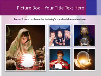 Crystal Ball PowerPoint Template - Slide 19