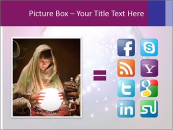 Crystal Ball PowerPoint Template - Slide 21