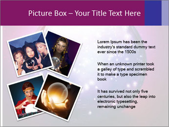 Crystal Ball PowerPoint Template - Slide 23