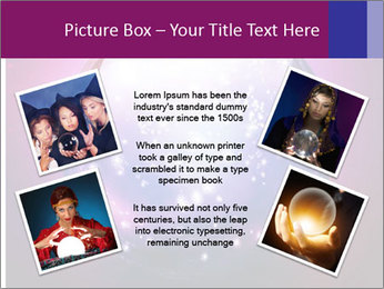 Crystal Ball PowerPoint Template - Slide 24