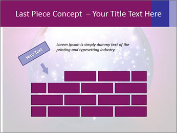 Crystal Ball PowerPoint Template - Slide 46