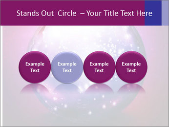 Crystal Ball PowerPoint Template - Slide 76