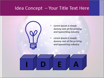 Crystal Ball PowerPoint Template - Slide 80