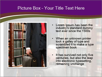 A lawyer PowerPoint Template - Slide 13