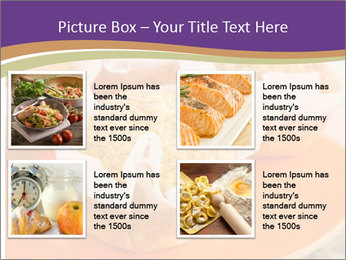 Homemade Muffins PowerPoint Templates - Slide 14