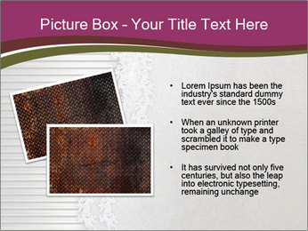 Metallic Decor PowerPoint Templates - Slide 20