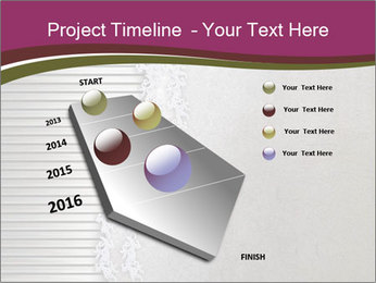 Metallic Decor PowerPoint Templates - Slide 26