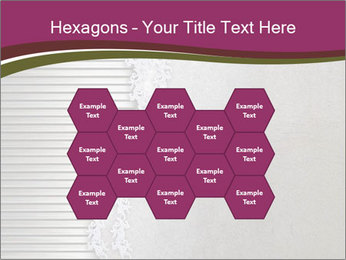 Metallic Decor PowerPoint Templates - Slide 44