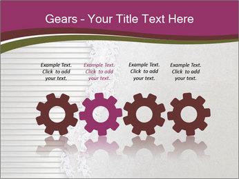 Metallic Decor PowerPoint Templates - Slide 48