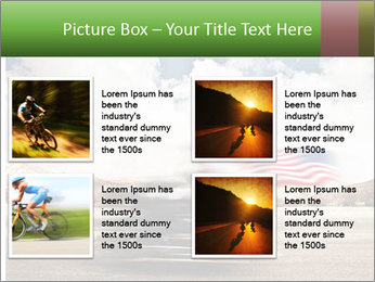 Biker Freedom PowerPoint Template - Slide 14
