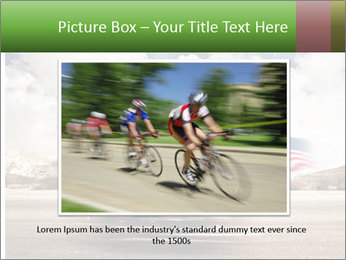 Biker Freedom PowerPoint Template - Slide 15