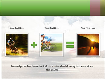 Biker Freedom PowerPoint Template - Slide 22
