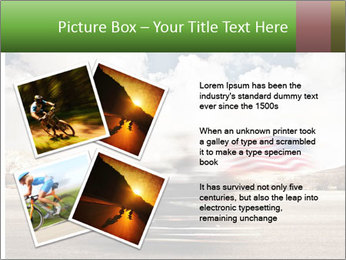 Biker Freedom PowerPoint Template - Slide 23