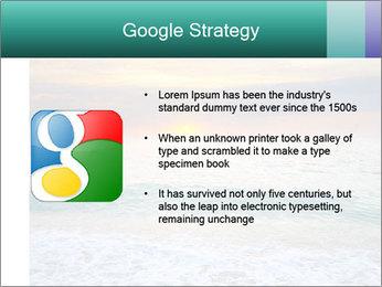 Seaside Sunset PowerPoint Templates - Slide 10