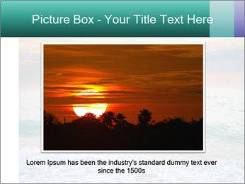 Seaside Sunset PowerPoint Templates - Slide 15