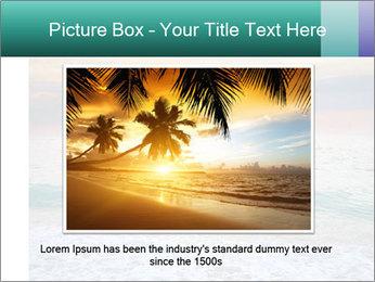 Seaside Sunset PowerPoint Templates - Slide 16