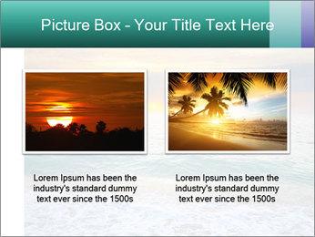 Seaside Sunset PowerPoint Templates - Slide 18