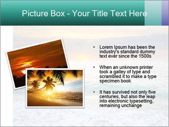 Seaside Sunset PowerPoint Templates - Slide 20