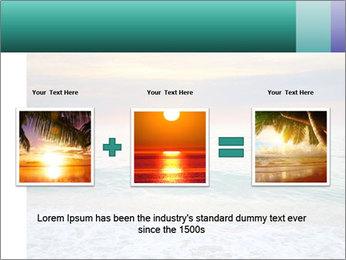 Seaside Sunset PowerPoint Templates - Slide 22