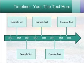 Seaside Sunset PowerPoint Templates - Slide 28