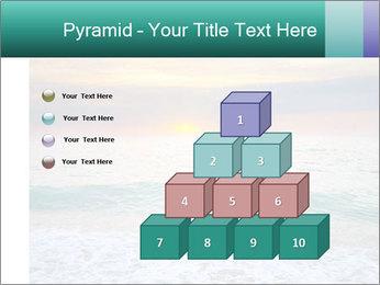 Seaside Sunset PowerPoint Templates - Slide 31