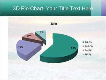 Seaside Sunset PowerPoint Templates - Slide 35
