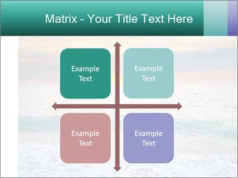 Seaside Sunset PowerPoint Templates - Slide 37