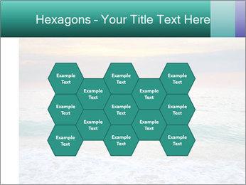 Seaside Sunset PowerPoint Templates - Slide 44