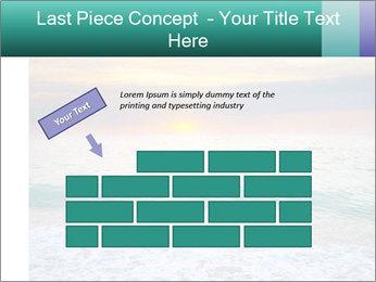 Seaside Sunset PowerPoint Templates - Slide 46