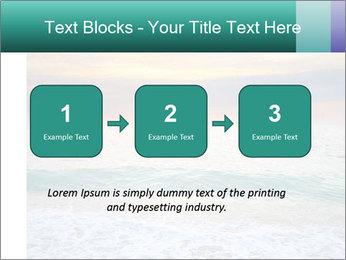 Seaside Sunset PowerPoint Templates - Slide 71