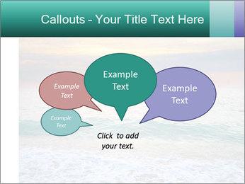 Seaside Sunset PowerPoint Templates - Slide 73