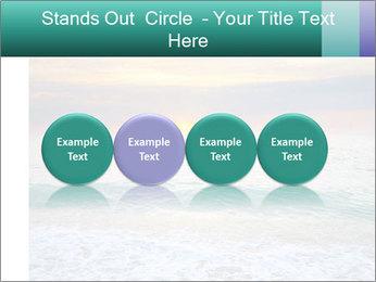 Seaside Sunset PowerPoint Templates - Slide 76