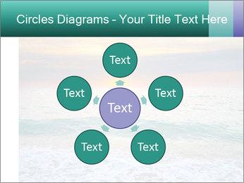 Seaside Sunset PowerPoint Templates - Slide 78
